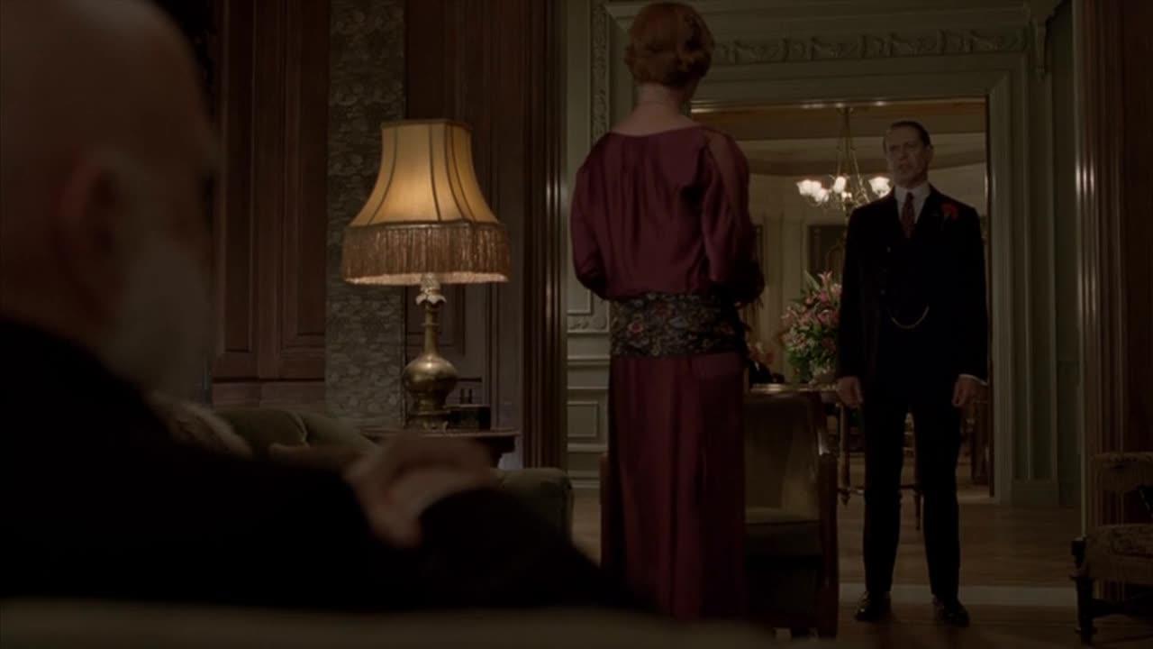 Leander, would you mind if I spoke with Mrs. Darmody alone?