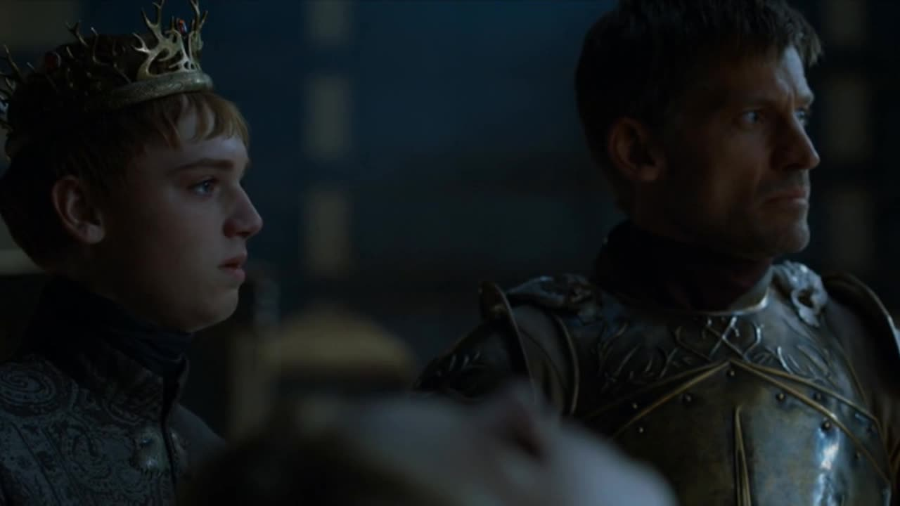 Go and see your mother, Tommen.
